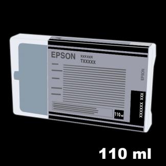 Tinta Original Para Epson Stylus Pro 7880 9880 Negro Foto Tienda Online